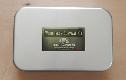 Ultimate Survival Kit - Survival Gear Canada