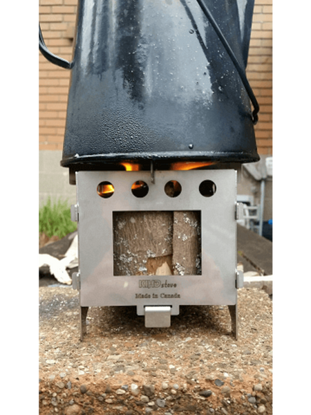KIHD Stainless Steel Stove Deluxe