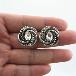 Vikings Water Droplet Earrings E003