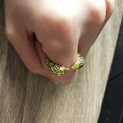 Nordic Talisman Viking Ring R022