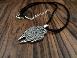 Wolf Paw Viking Necklace N001