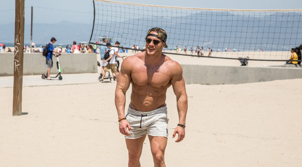 bodybuilding shorts men
