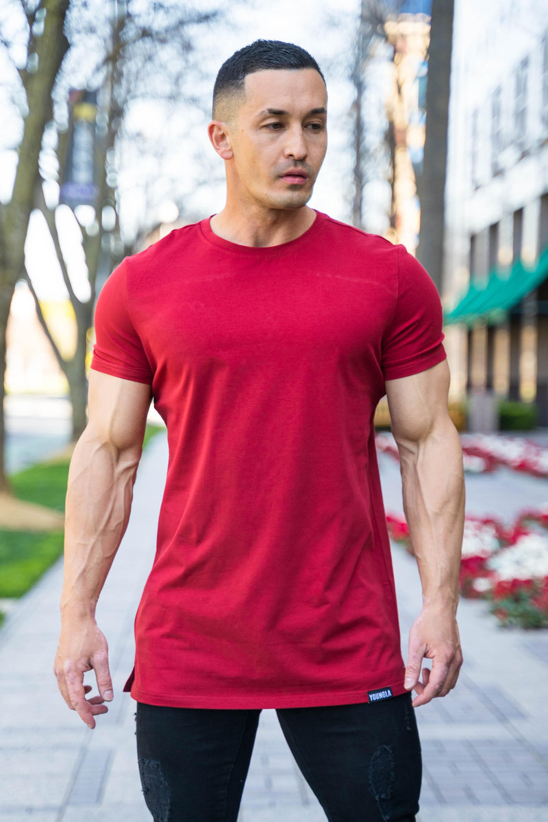 411 Perfect Tee - Straight Bottom