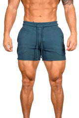 102 Bodybuilding French Terry Shorts
