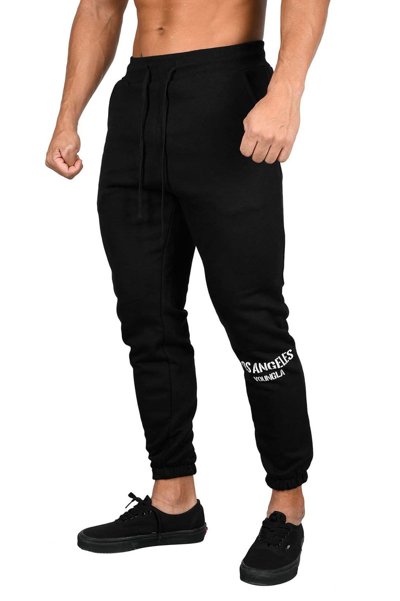 226 Oversized Mood Joggers [Black Friday]