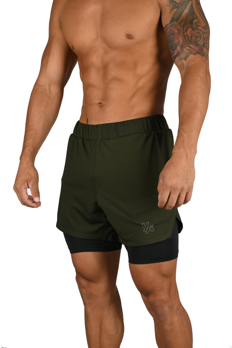 105 Compression Shorts [2.0]