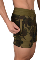 126 Interlock Lifting Shorts