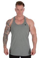 YoungLA Mens Stringer Tank Top Solid Colors 302
