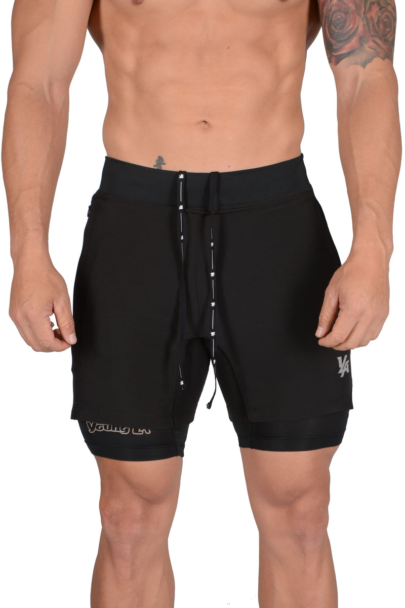 132 High Performance Compression Shorts