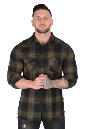 YoungLA Flannel Shirts 428