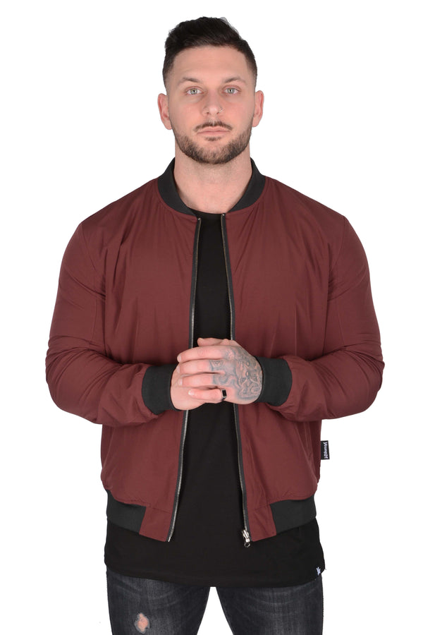 506 Reversible Bomber Jacket