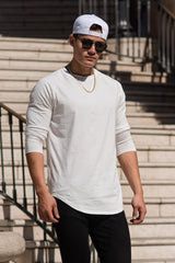 410 PERFECT RAGLAN LONG SLEEVE SHIRTS