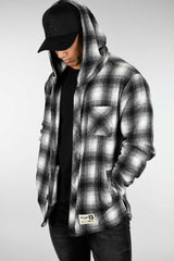 431 Hooded Flannels