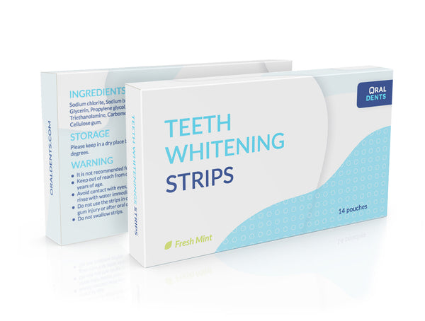 Whitening Strips – 2 Week Supply