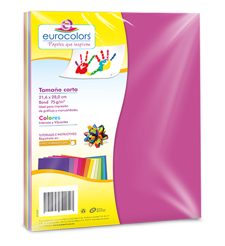 Eurocolors Arcoiris Intensos