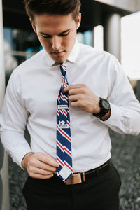 Patriot - Tough Tie