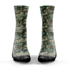Load image into Gallery viewer, Caliber Camo Sock