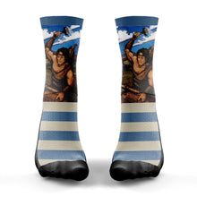 Load image into Gallery viewer, Nephi's Ship Sock