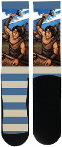 Nephi's Ship Sock - Tough Tie