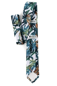 Palmilicious - Retro Palm Tree Tie