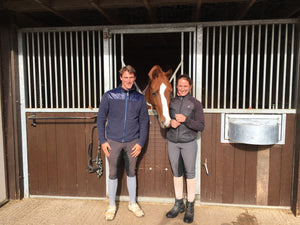 Dressage Stars Join Team British Horse Feeds and The Golden Paste Company