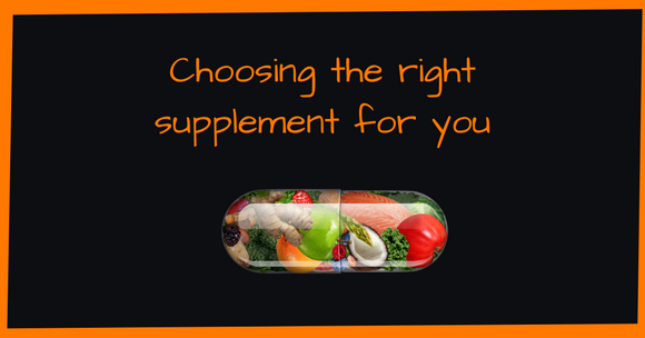 Choosing the right turmeric supplement for you