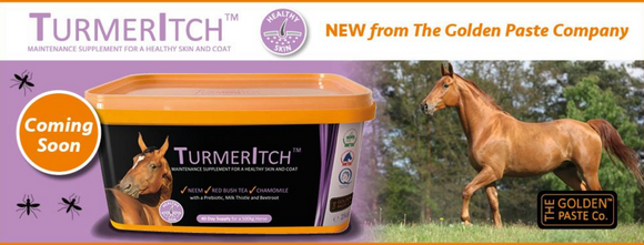 Claim Your Free TurmerItch™ Sample Pack Before 25th September!