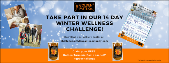 Do you fancy a fun challenge this winter?