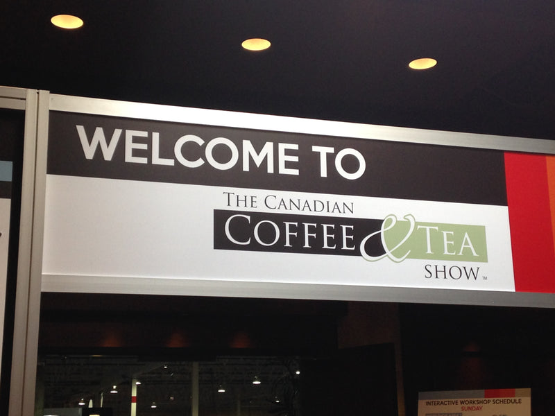 The Canadian Coffee and Tea show