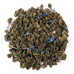 Earl Grey Green (Flavoured Green Tea)