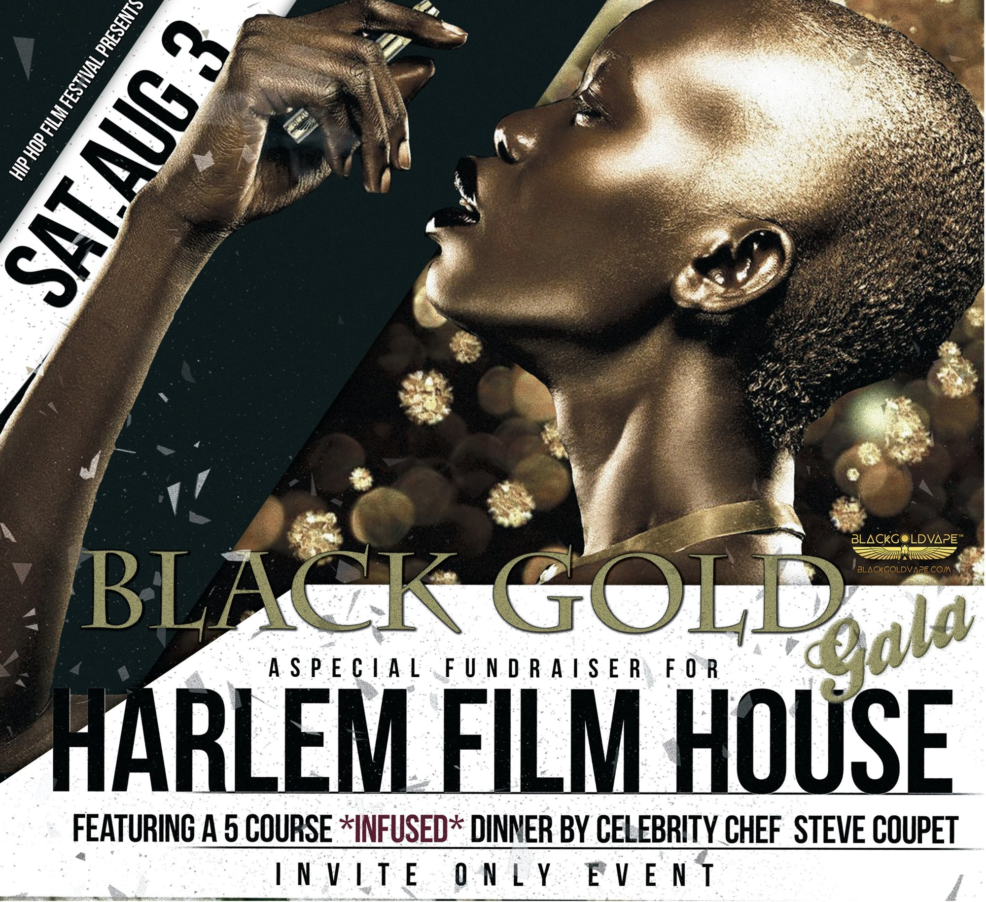 Harlem Film House Gala - 5 Course Dining Experience