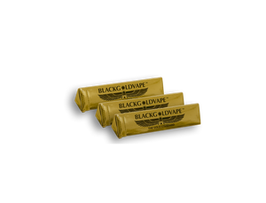 BlackGoldVape - The Gold Standard Bundle (3 Pack)