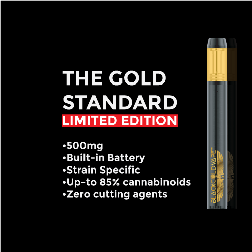 Black Gold - The Gold Standard Limited Edition