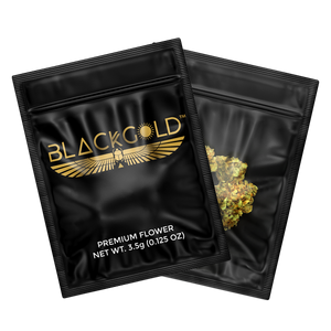 BlackGold Premium Flower (4g)