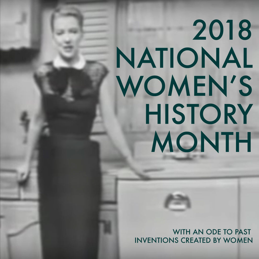 March is More Than Just the Start of Spring. National Women's History Month