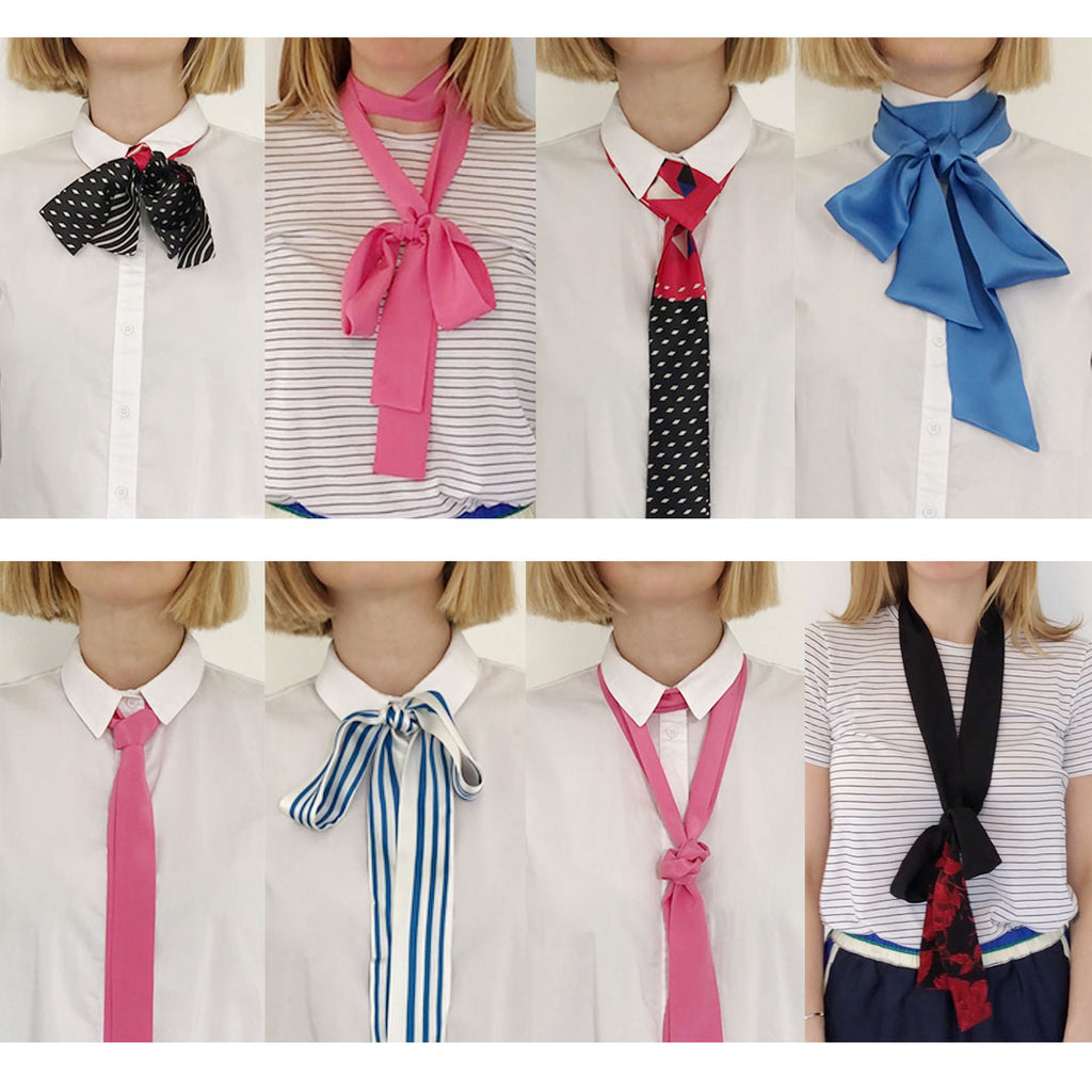 8+ Ways to Tie Your Necktie (Video and Images)