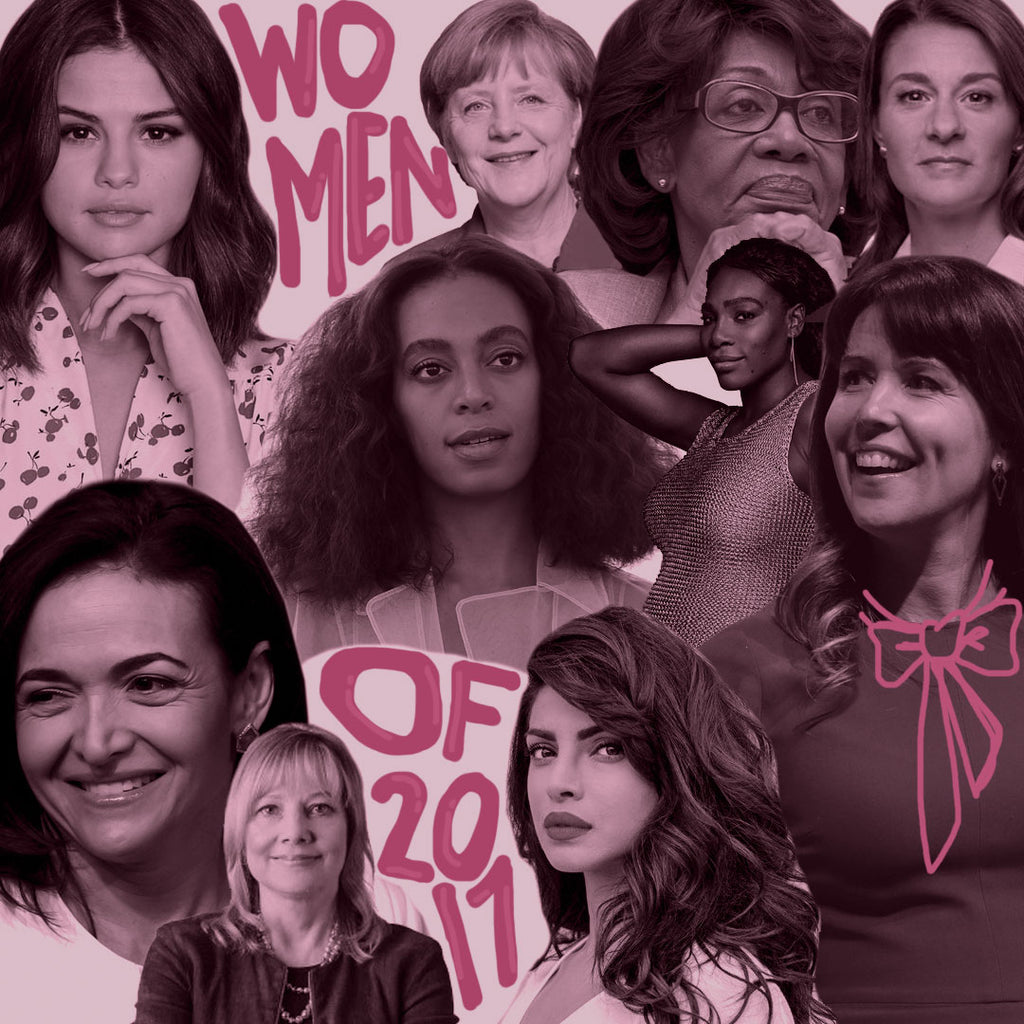 The Top Women of 2017