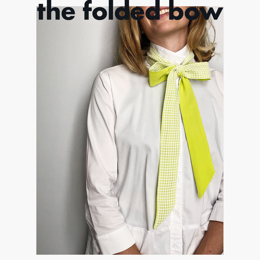 How to Tie the Folded Bow