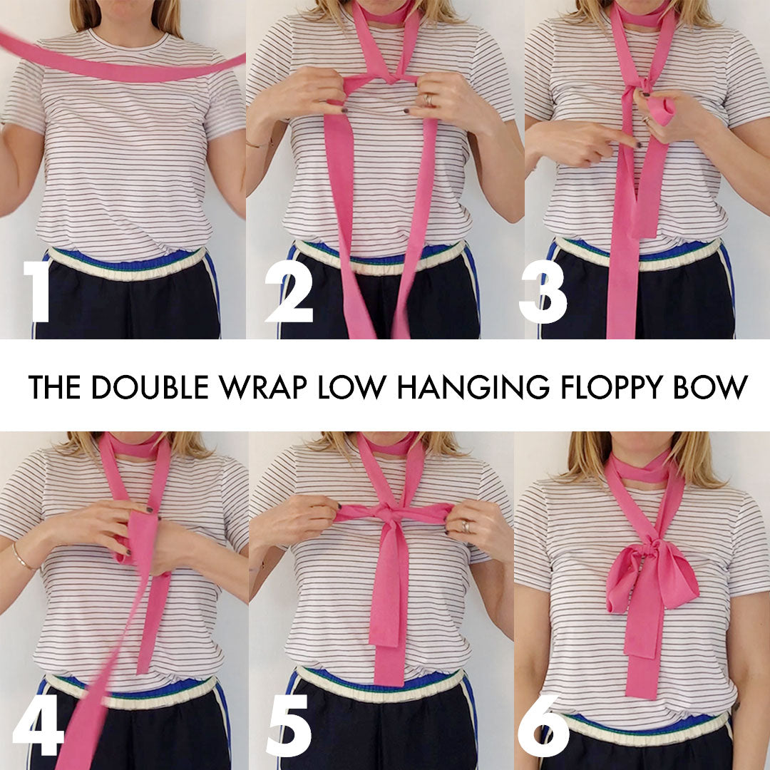 How-to-tie-double-wrap-low-hanging-floppy-bow