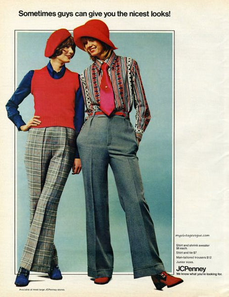 JCPenny-1972-AnnieHall-ad