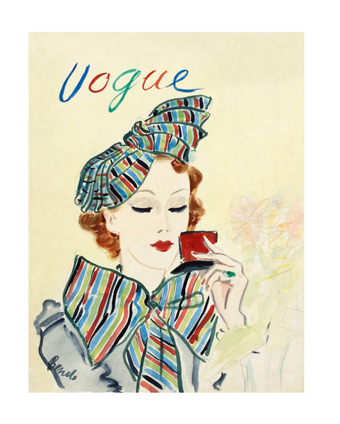 VOGUE-cover-bow-tie-necktie-1935