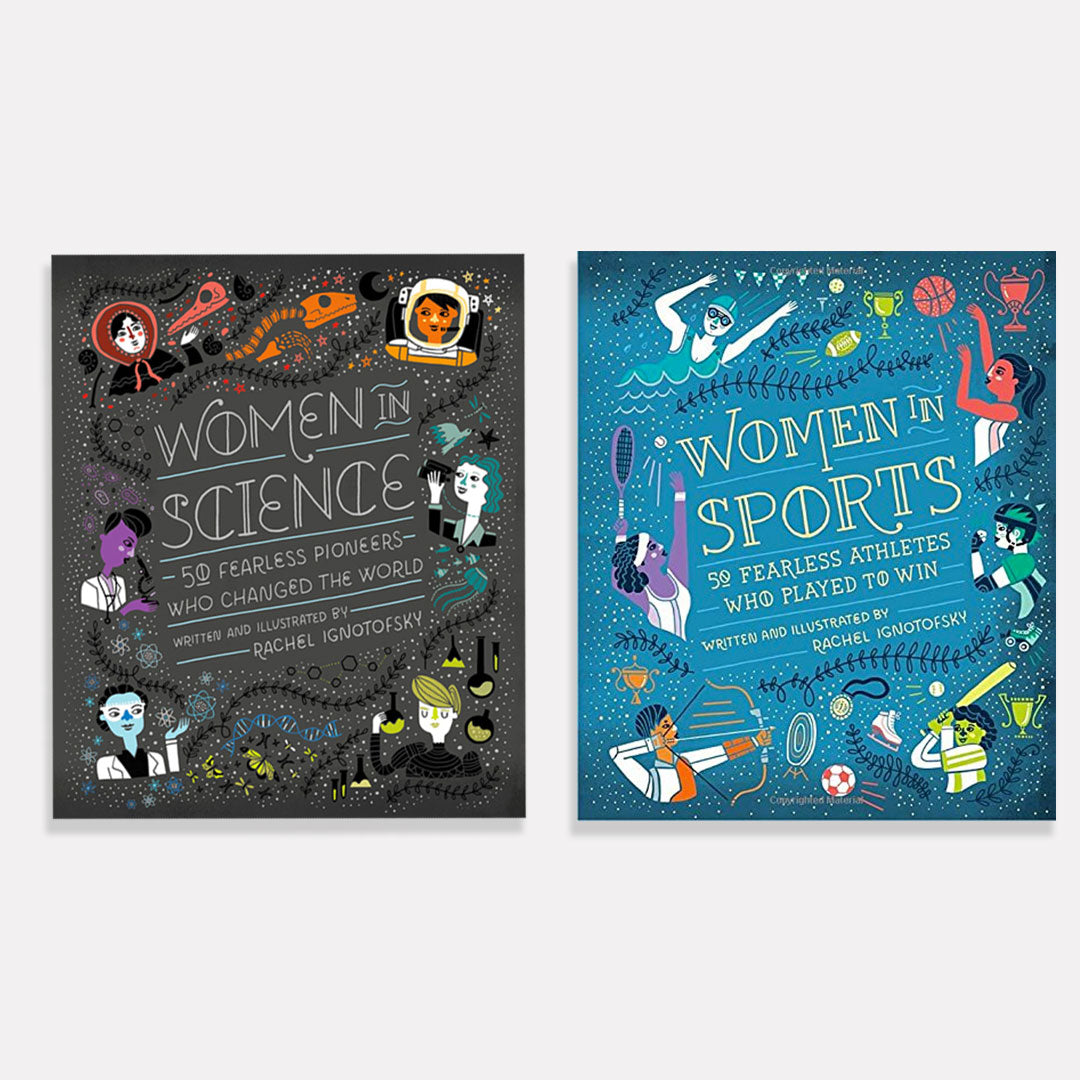 Women-in-Sports-and-Science-books
