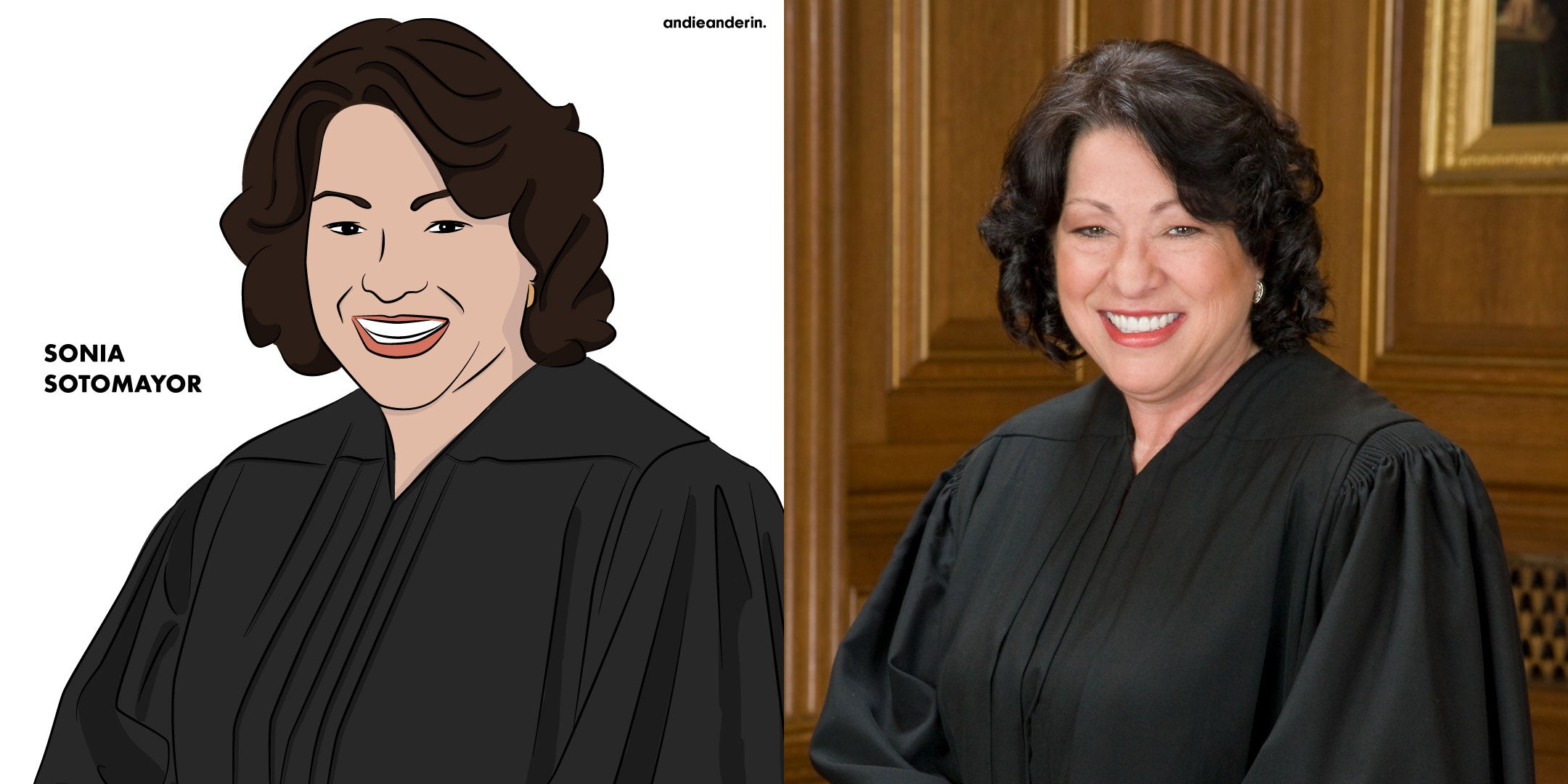 andieanderin-influential-women-of-color-sonia-sotomayor