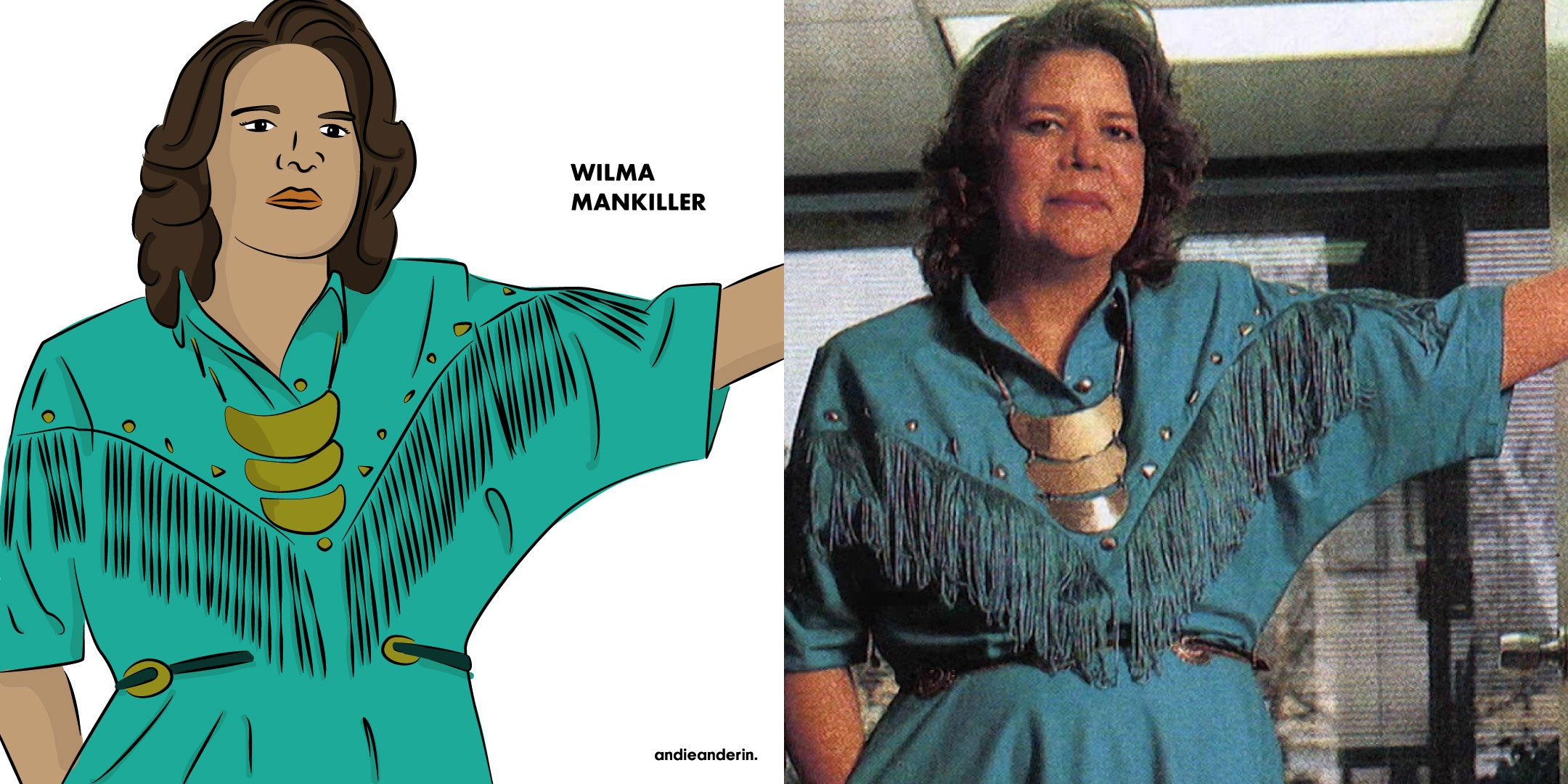 andieanderin-influential-women-of-color-wilma-mankiller