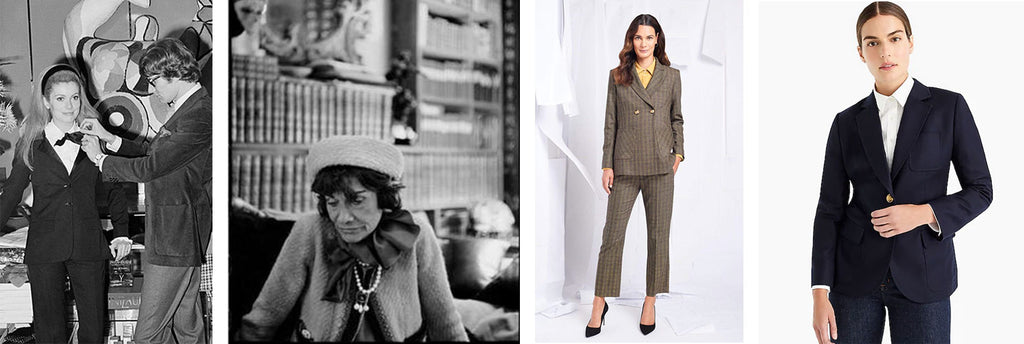 women-pussybows-and-pantsuits-andieanderin-ysl-coco-chanel