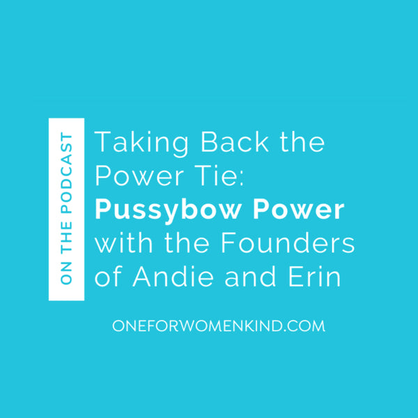 one-for-women-podcast-andieanderin