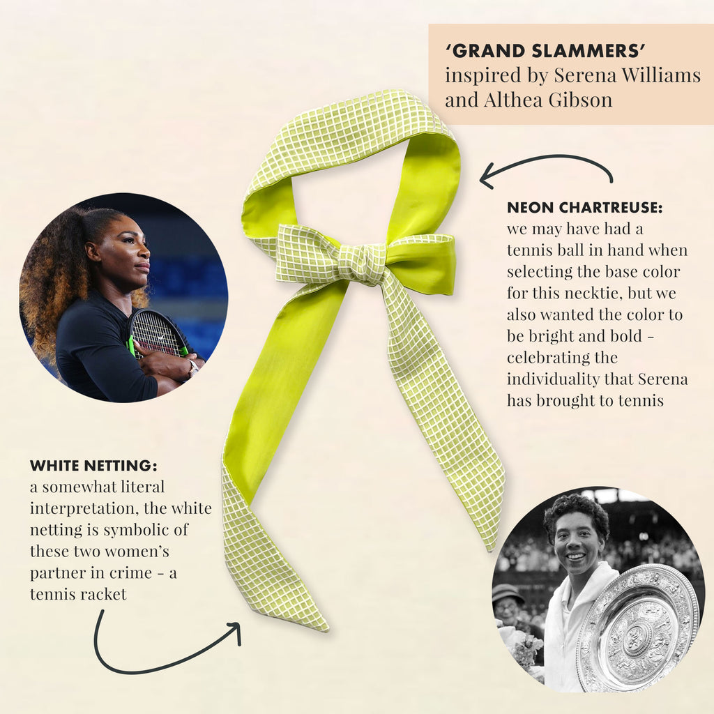 serena-williams-althea-gibson-andieanderin-grand-slammers-necktie