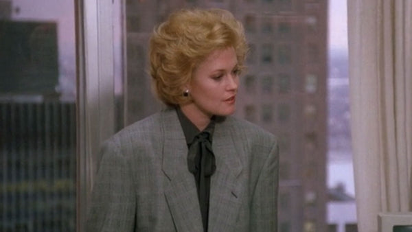 Melanie-Griffith-working-girl-pussybow