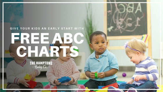 FREE Printable Educational Charts!