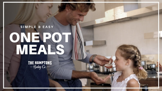 Simple Summer Cooking! One Pot Meals